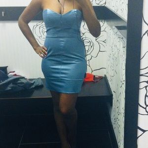 Bebe Speakeasy Vavavoom Dress